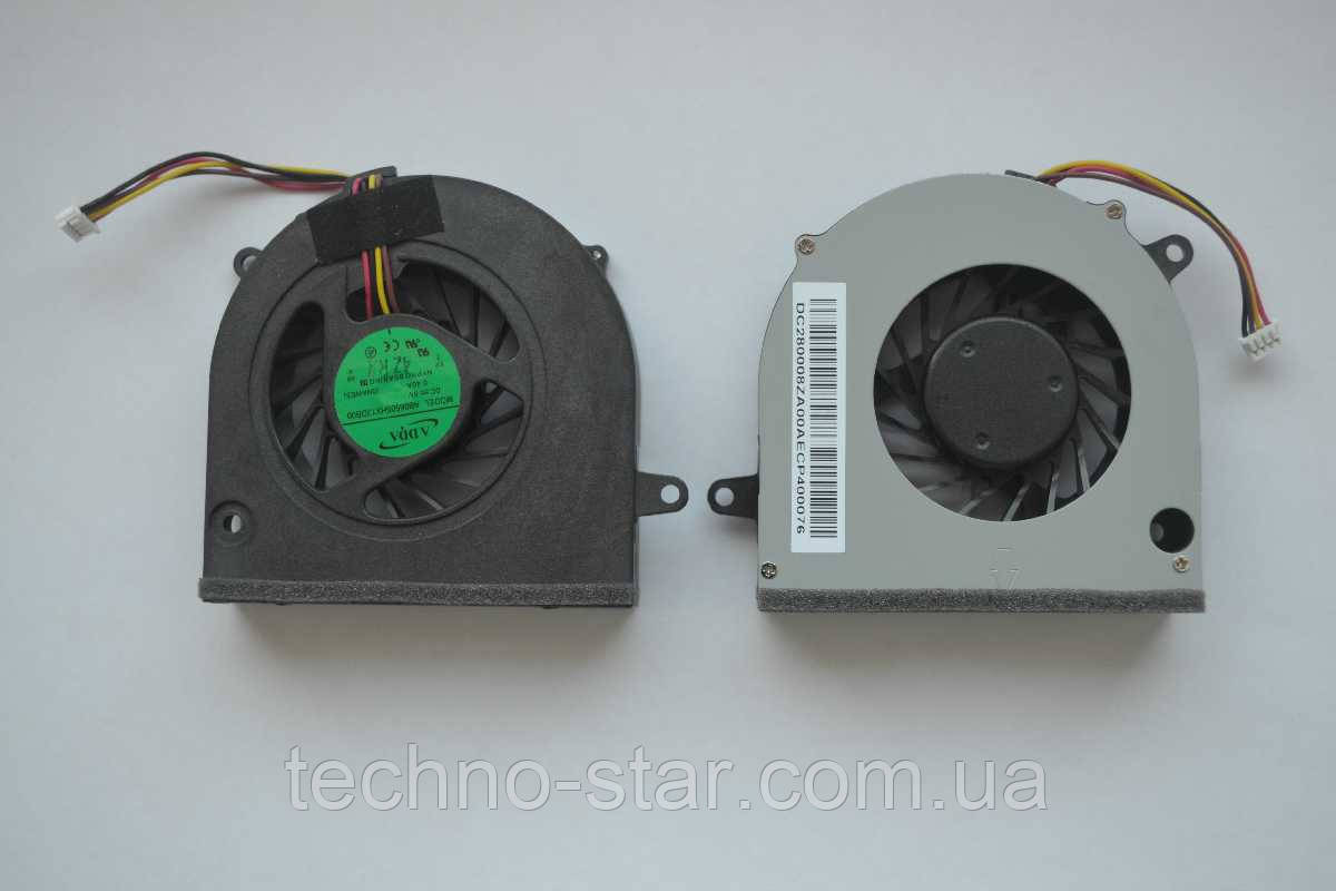 Вентилятор (кулер) ADDA AB06505HX12DB00 для Lenovo G460 G460A G465 G560 G565 Z460 Z460A Z465 Z560 Z565 CPU