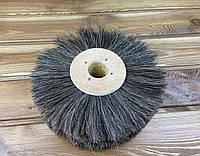 Круг полировочный из крученой шерсти 100*210*32мм