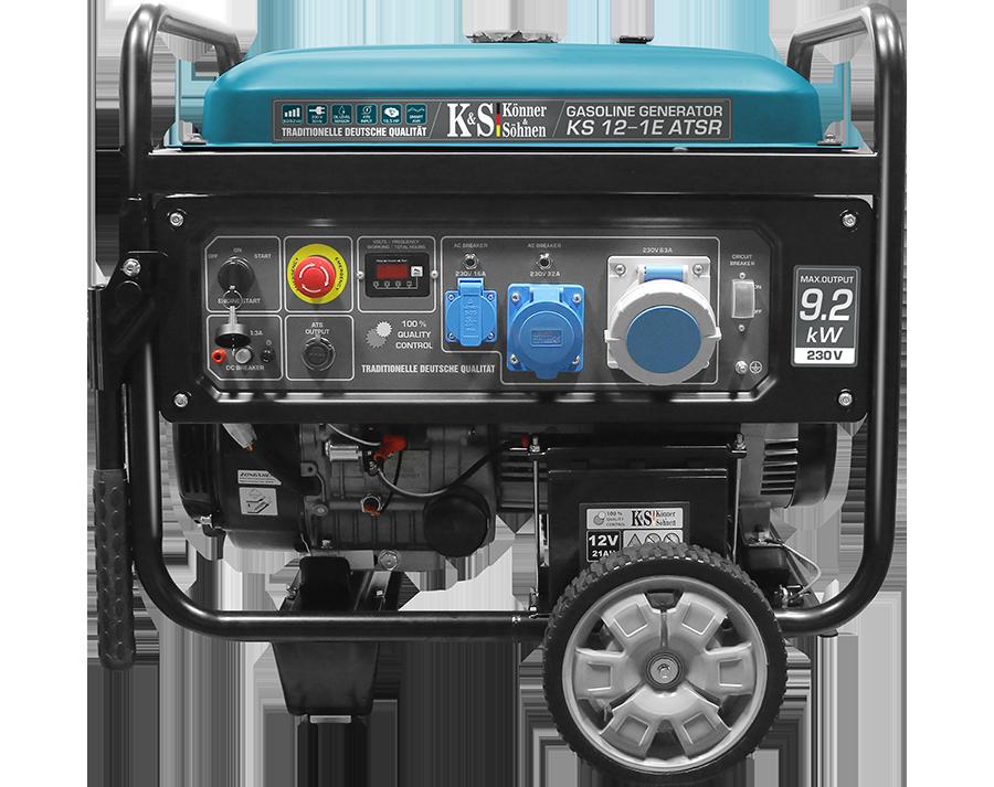 Генератор бензиновый Konner&Sohnen KS 12-1E ATSR
