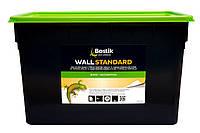 Жидкий клей для стеклообоев, паутинки, стеклохолста Bostik Wall Standart 70, 15л