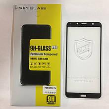 Защитное стекло Ipaky для Xiaomi Redmi 7A Black