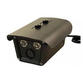 Внешняя цветная камера видеонаблюдения уличная CCTV ST-K60-02