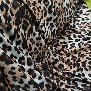 Микромасло принт леопард