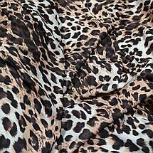Микромасло принт леопард, фото 3