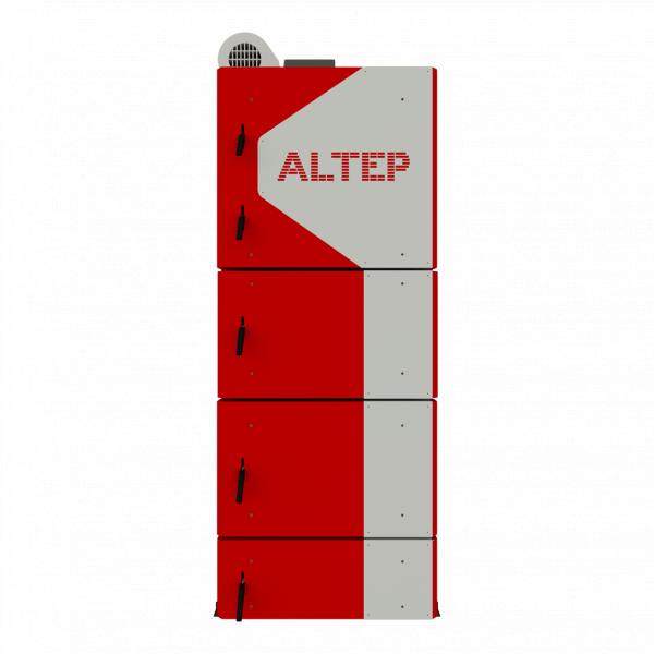 Твердотопливный котел Альтеп Duo Uni Plus 50 кВт