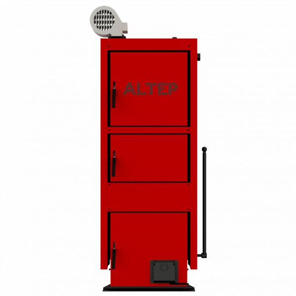 Твердотопливный котел Альтеп Duo Uni 27 кВт