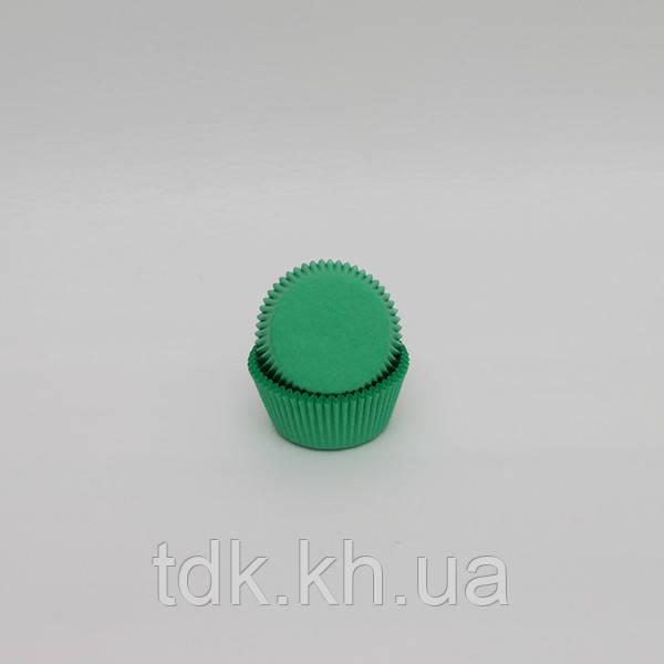 Тарталетка Зелена 50/30 50шт