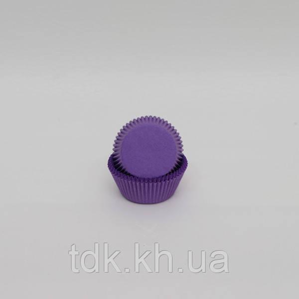 Тарталетка Фіолетова 50/30 50шт