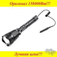 Тактический Охотничий фонарь Фонарик для охоты подствольный BL-Q2800 Трускавец, фото 1