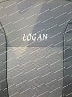 Автомобильные чехлы на сидения Renault Logan 13- (Рено Логан 13-)