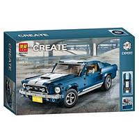 "Конструктор Bela 11293 ""Форд Мустанг (Ford Mustang)"" (аналог Lego Creator Expert 10265), 1471 дет"