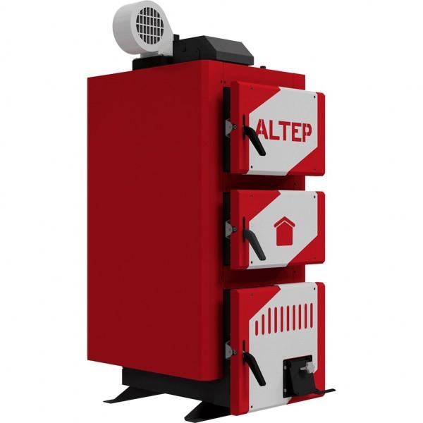 Твердопаливний котел Альтеп Classic Plus 24 кВт