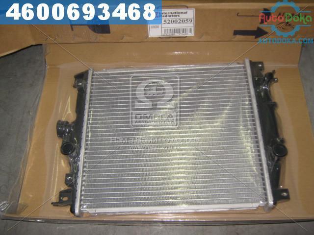 Радиатор охлаждения двигателя СУЗУКИ SWIFT 96- HUNG PROD (Van Wezel) СУБАРУ, ДЖАСТИ  2, СВИФТ  2, 52002059