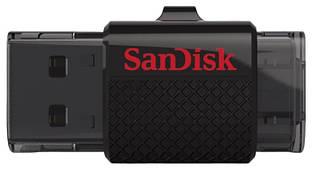 USB флешдрайв Sandisk Ultra Dual 16Gb, OTG, Black