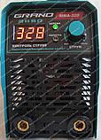 Зварювальний апарат Grand ММА-320 (дисплей), фото 6