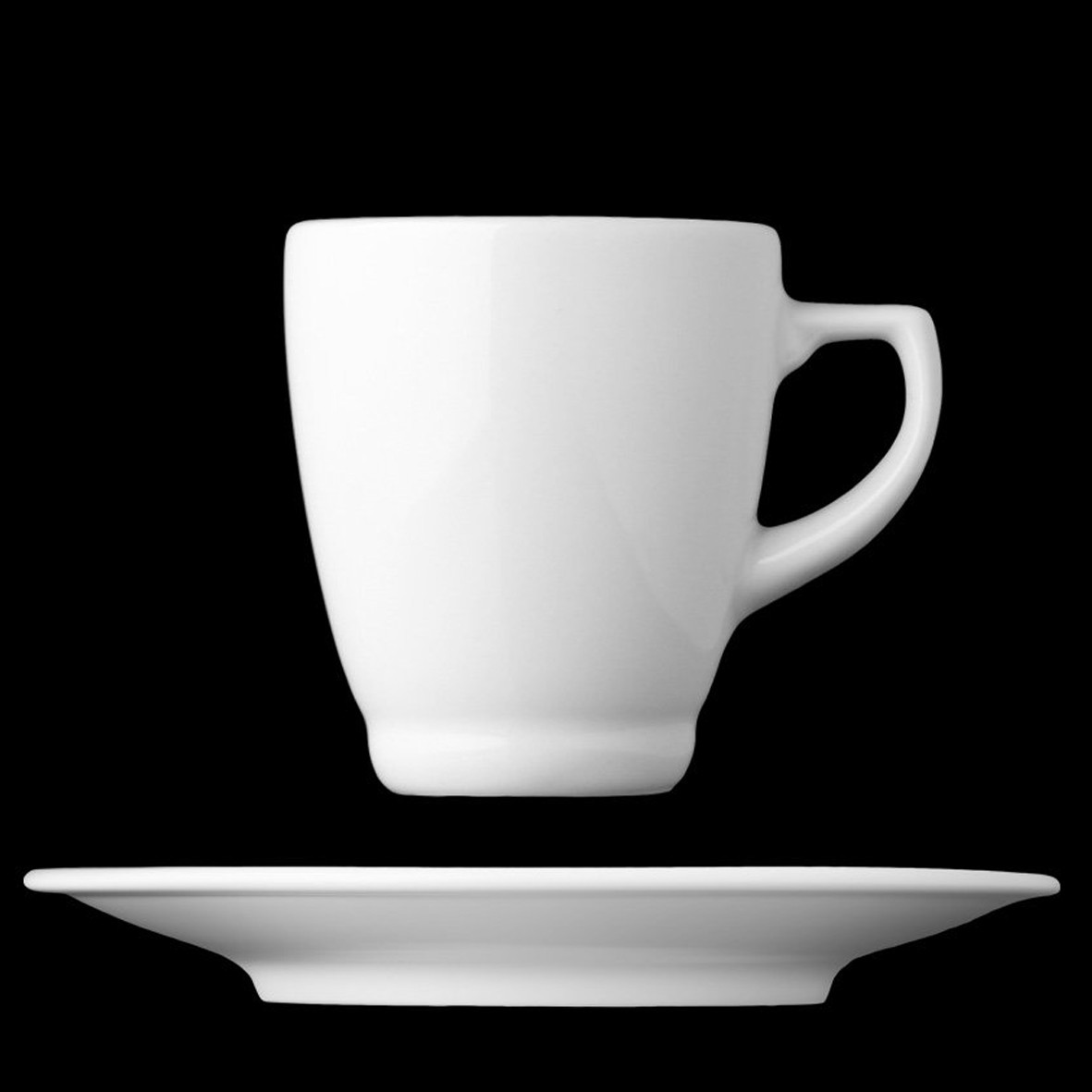 Чашка c блюдцем - 80 мл (G.Benedikt) Excellency
