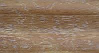 Плинтус с кабель  каналом и мягким краем BS20 Дуб античный, фото 1
