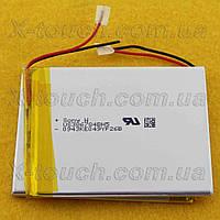 Аккумулятор, батарея для планшета 3,7 V, 35x70х90 мм