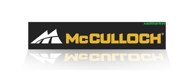 Звездочки для бензопил McCULLOCH