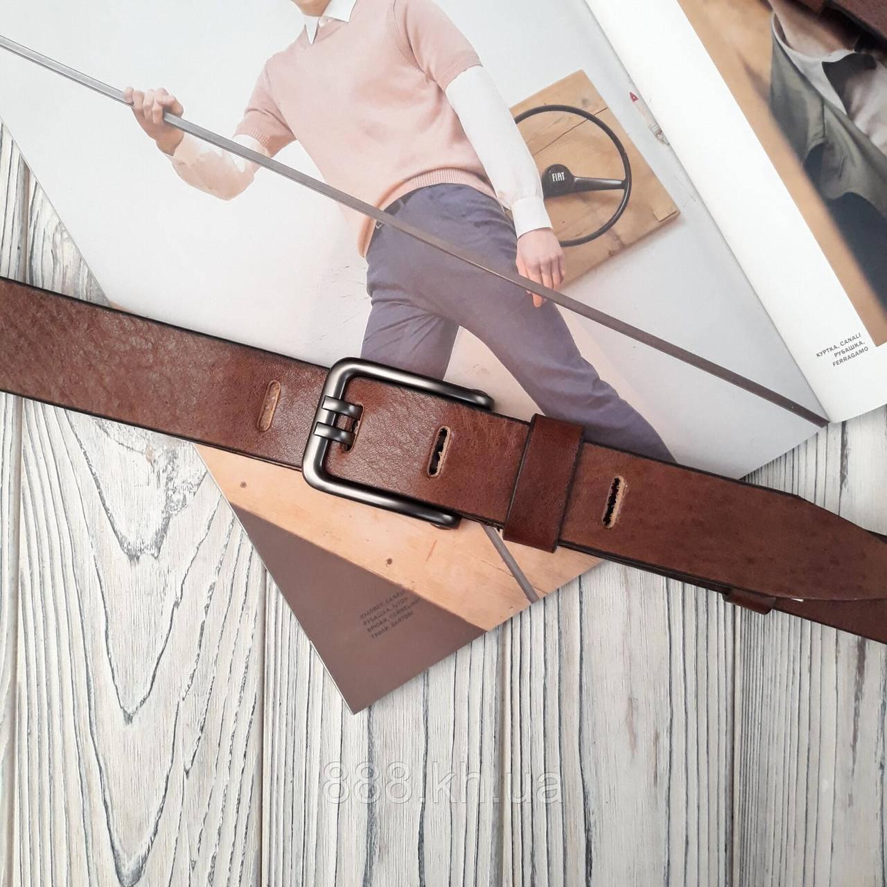 Мужской кожаный ремень, классический ремень