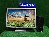 """ПК +монитор 22"""", i3-3220 3.3, 4 ГБ, 500 Гб, 2xCOM, 10 USB, USB 3.0 Настроен. Германия!, фото 1"""