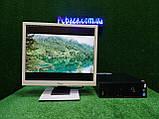 """ПК +монитор 19"""", i3-3220 3.3, 4 ГБ, 500 Гб, 2xCOM, 10 USB, USB 3.0 Настроен. Германия! ОПТ, фото 7"""