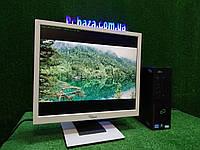 """ПК +монитор 19"""", i3-3220 3.3, 4 ГБ, 500 Гб, 2xCOM, 10 USB, USB 3.0 Настроен. Германия! ОПТ, фото 1"""