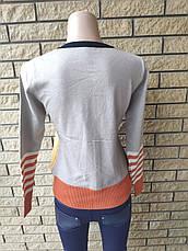 Кофта женская на пуговицах высого качества  X&Y, фото 3