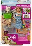 Набор Барби Купай и играй Barbie Wash Pets, фото 5