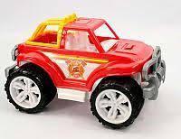 Машина 3541 (6шт) ТехноК Позашляховик,пожежна