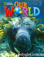 Our World 2 Student's Book with CD-ROM