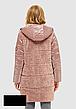 Куртка -пуховик женская зимняя размеры:42-48, фото 6