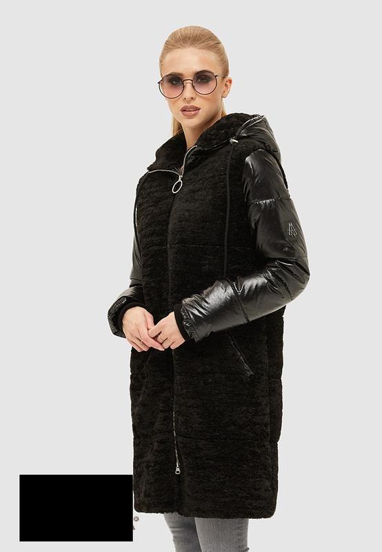 Куртка -пуховик женская зимняя размеры:42-48
