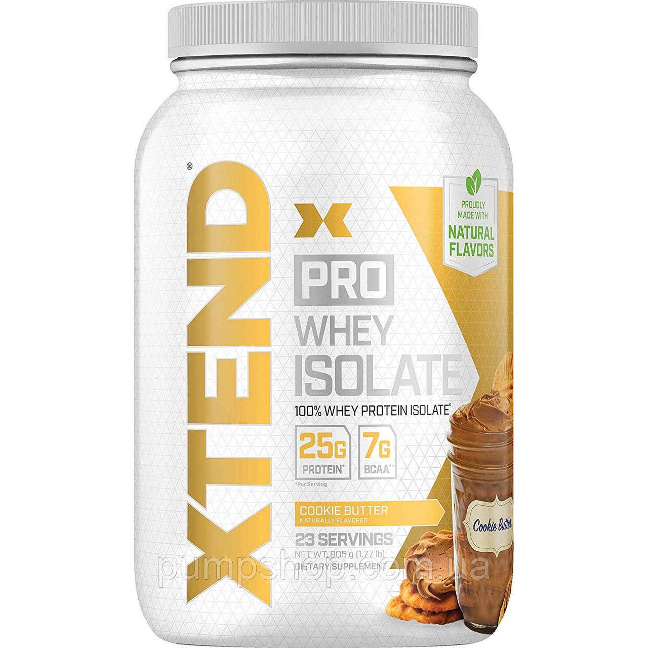 Сывороточный изолят Scivation Xtend Pro Whey Isolate 805 г