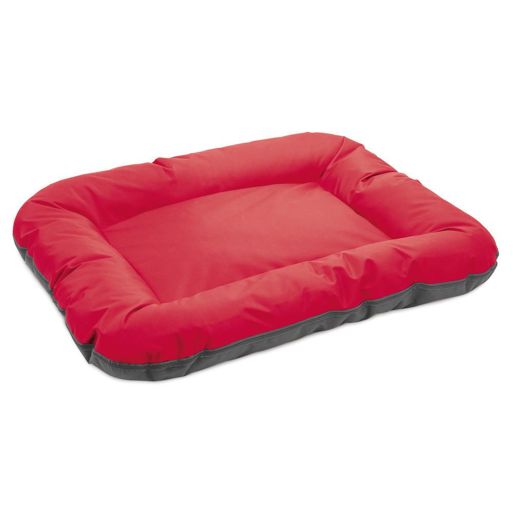 Лежак Pet Fashion Аскольд красно-серый 102х76х14 см (PR241392)