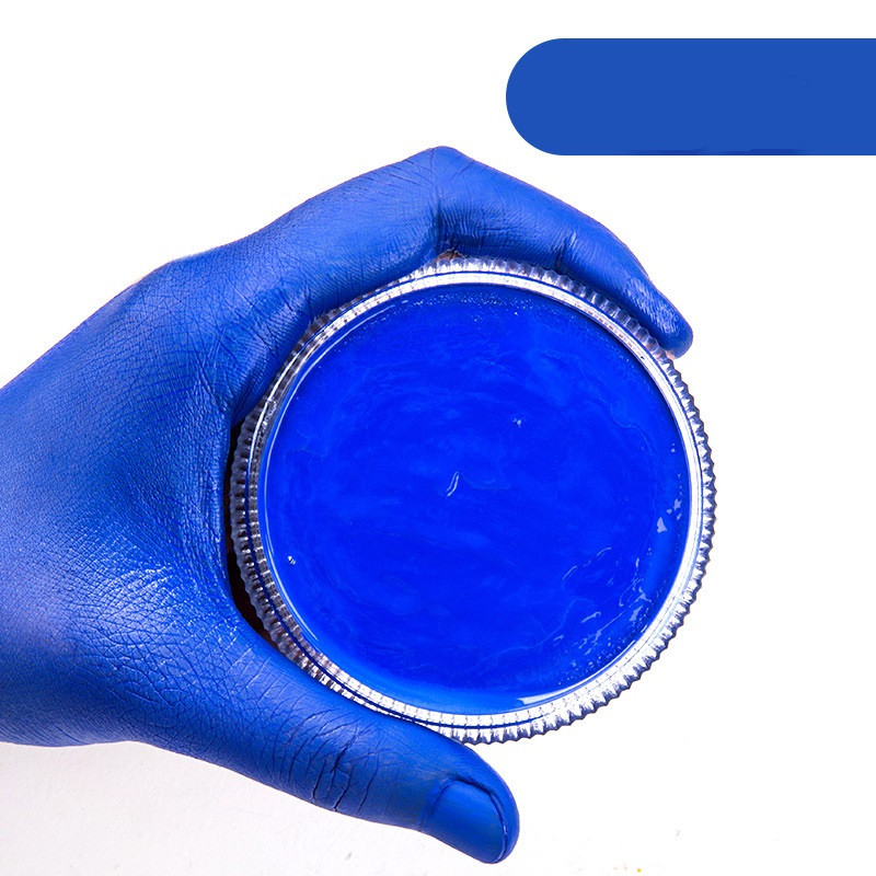 Аквагрим для лица и тела, Голубой, 30 г, Borrence