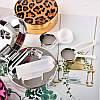 Кейс для контактных линз Леопардовый, фото 3