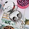 Кейс для контактных линз Леопардовый, фото 4