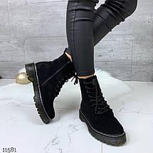 Теплые зимние ботинки женские, фото 2