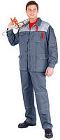 Костюм рабочий «Лидер», (куртка+брюки).