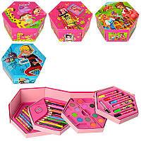 Набор для творчества MK 0485 в коробке 19-17-9 см