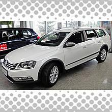 Молдинги на двери для Volkswagen Passat B7 AllTrack 2011-2015