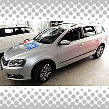 Молдинги на двери для Volkswagen Passat B7 Variant 2010-2015