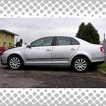 Молдинги на двері для Volkswagen Jetta 2005-2011