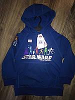 Детская толстовка, худи, капюшонка для мальчика Star Wars Tesco