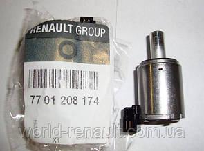 Renault (Original) 7701208174 - Соленоид (электроклапан) АКПП Renault Сценик II с 2002г.