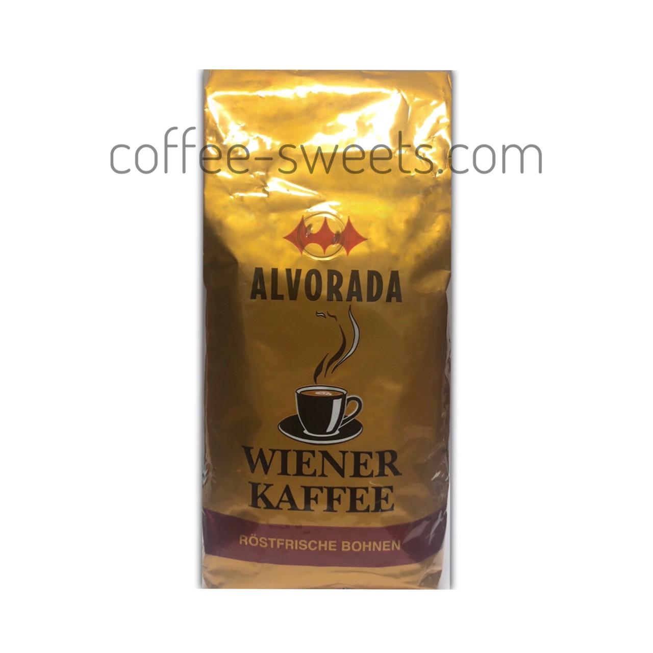 Кофе в зернах Alvorada Wiener Kaffee 500g