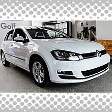 Молдинги на двері для Volkswagen Golf VII 5dr 2012-2020