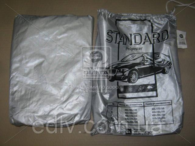 Тент авто седан Polyester M 432*165*120 ST-M01