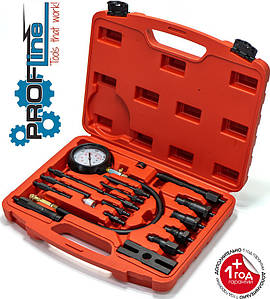 Компрессометр для дизельных двигателей грузовых автомобилей Profline 31020-1